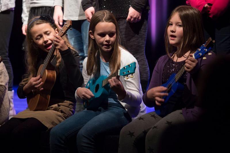 Tag der Kinderrechte 2015: Alle Kinder sind Künstler